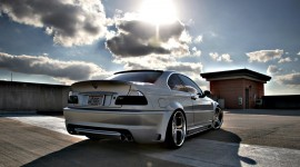 Bmw 335I background