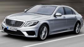Mercedes-Benz Amg S63 Images