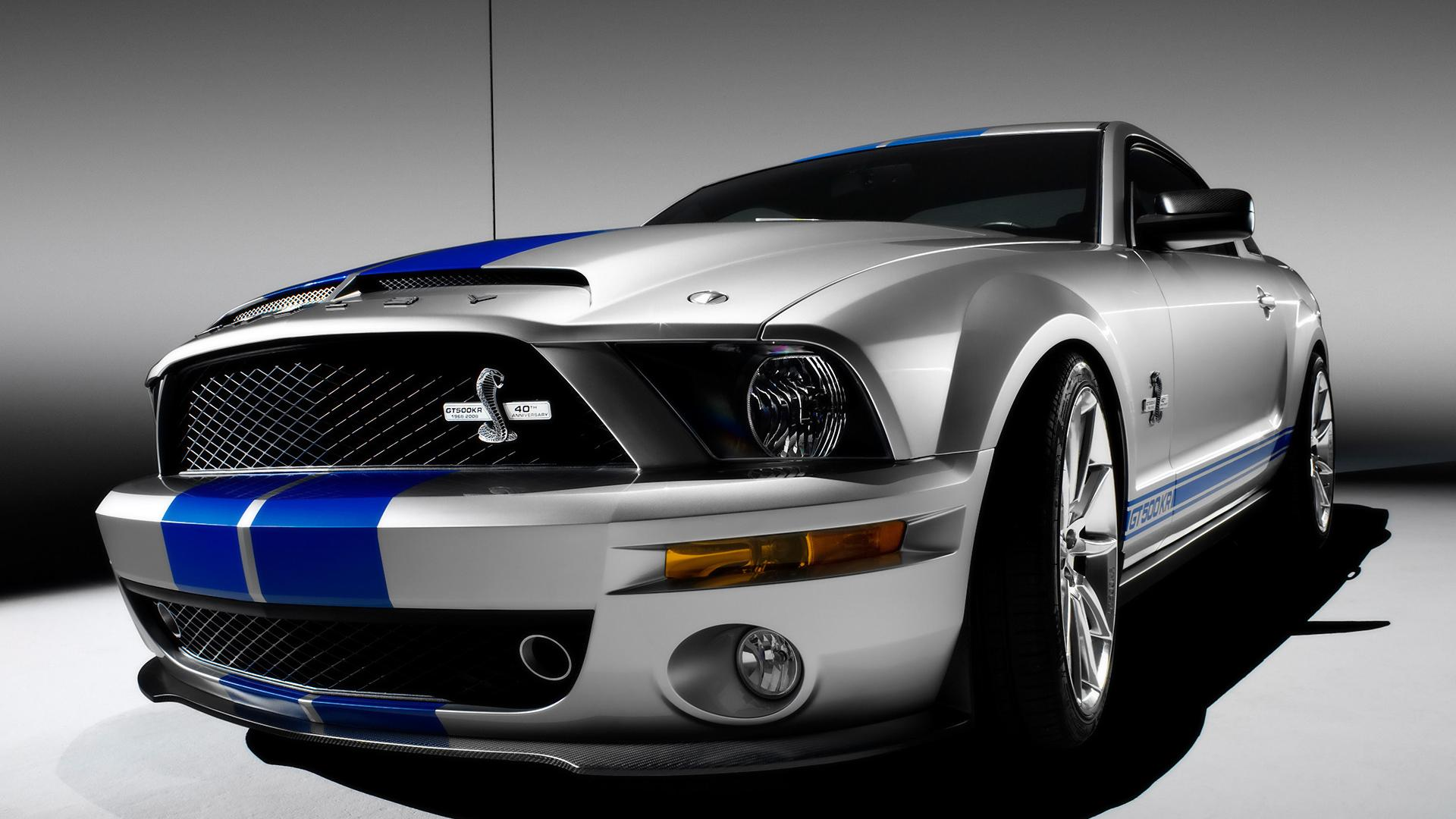 Ford Mustang Gt Wallpapers High Quality Download Free
