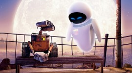 Wall-E High resolution