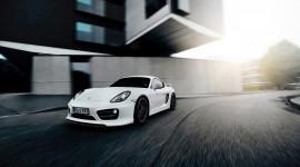 Porsche Cayman High Definition