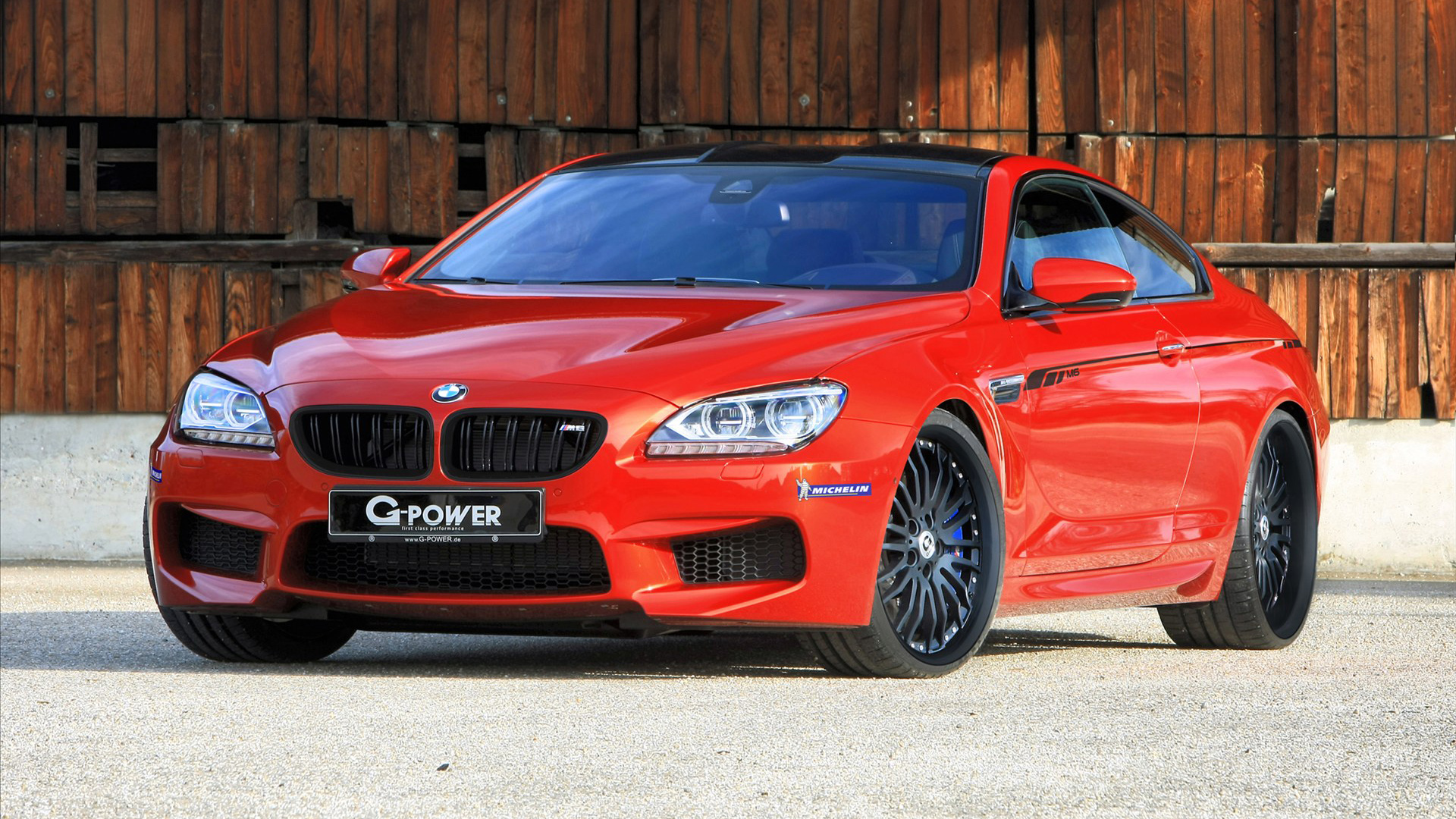 Bmw M6 Wallpapers High Quality Download Free