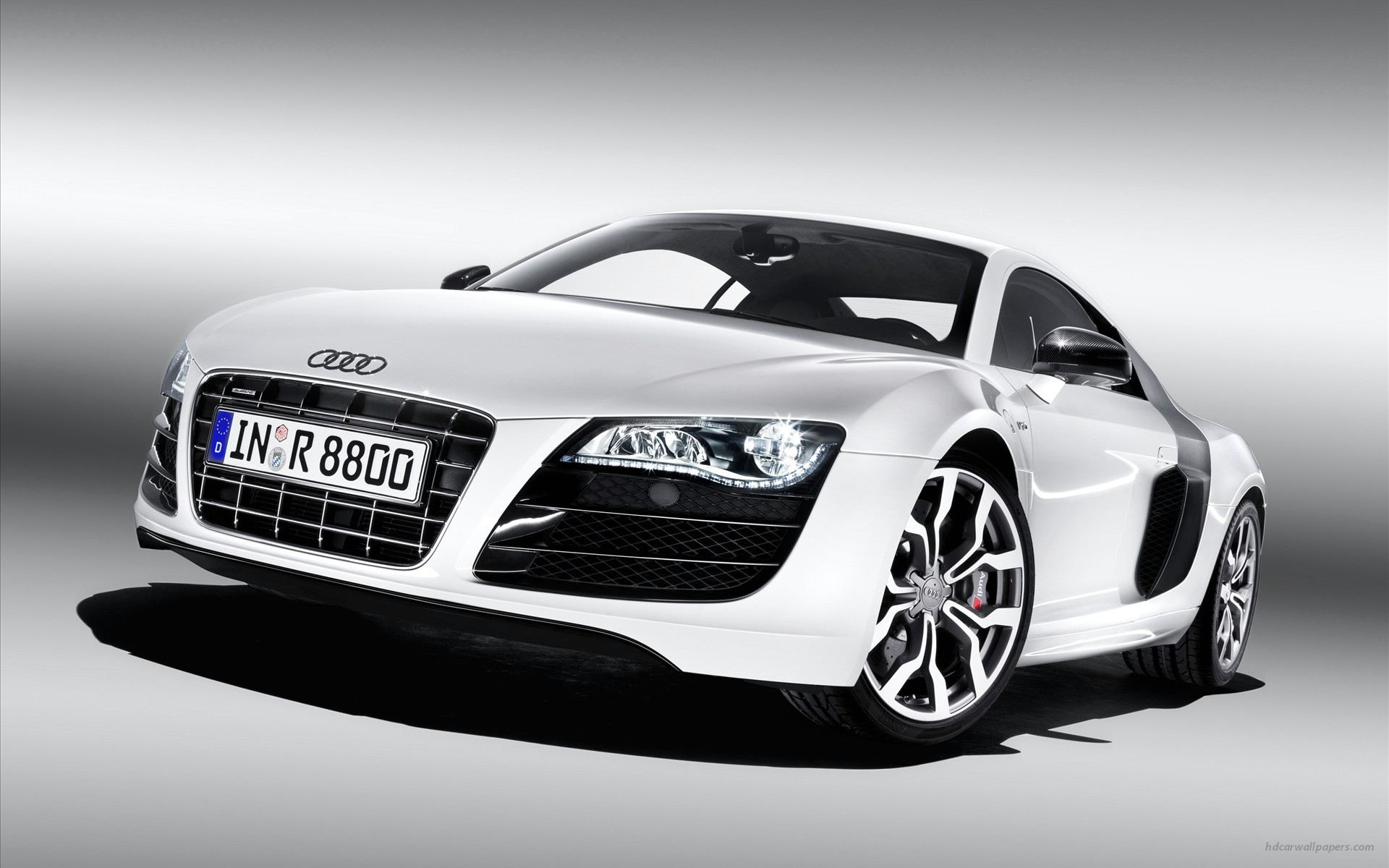 Audi R8 Wallpapers High Quality Download Free