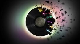 Music Art Widescreen