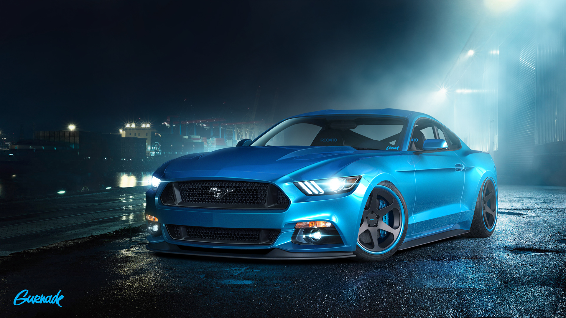 ford mustang gt wallpapers high quality download free. Black Bedroom Furniture Sets. Home Design Ideas