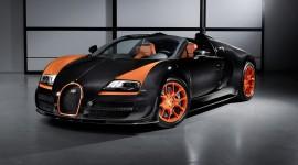 Bugatti Veyron Wide wallpaper