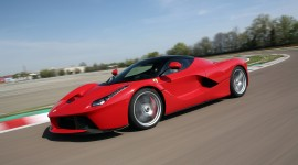 Ferrari Laferrari For desktop