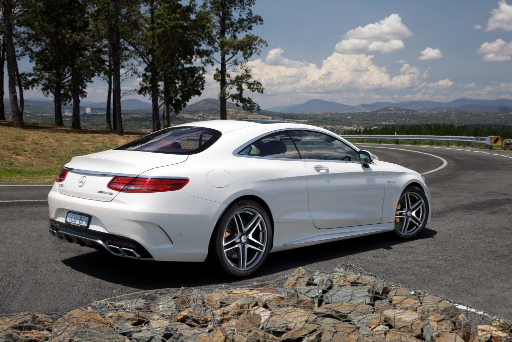 Mercedes-Benz Amg S63 wallpapers HD