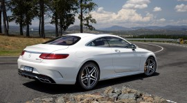 Mercedes-Benz Amg S63 High quality wallpapers