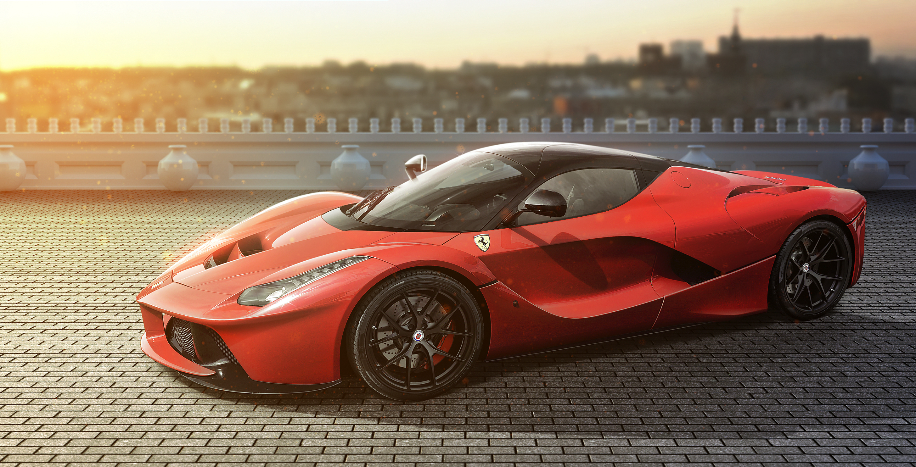 ferrari laferrari wallpapers high quality download free