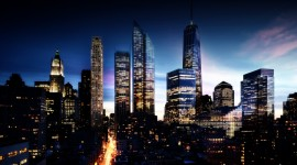 Manhattan High resolution