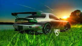 Mazda Rx 7 Wallpapers HQ