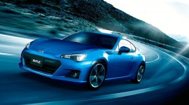 Subaru Brz Iphone wallpapers