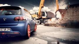 Volkswagen Golf Full HD