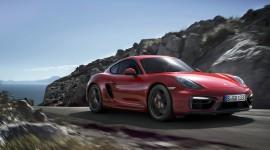 Porsche Cayman Images