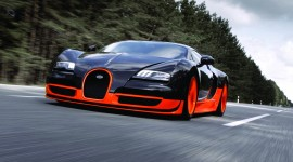 Bugatti Veyron Photos