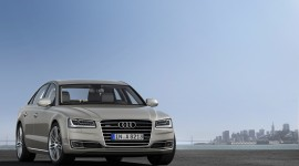Audi A8 2015 Wallpapers