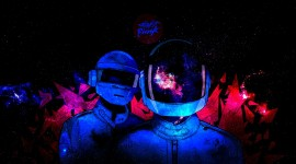 Daft Punk High resolution