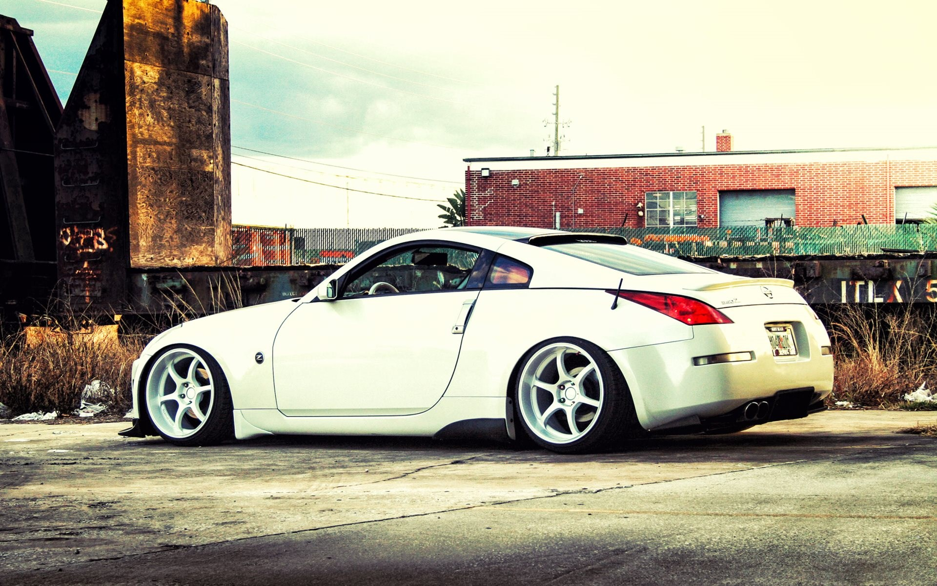 nissan 350z wallpapers high quality | download free
