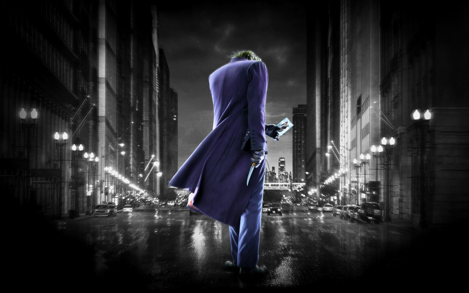 Joker wallpapers high quality download free for Desktop joker