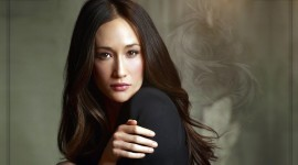 Maggie Q High resolution