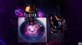 Daft Punk Wide wallpaper