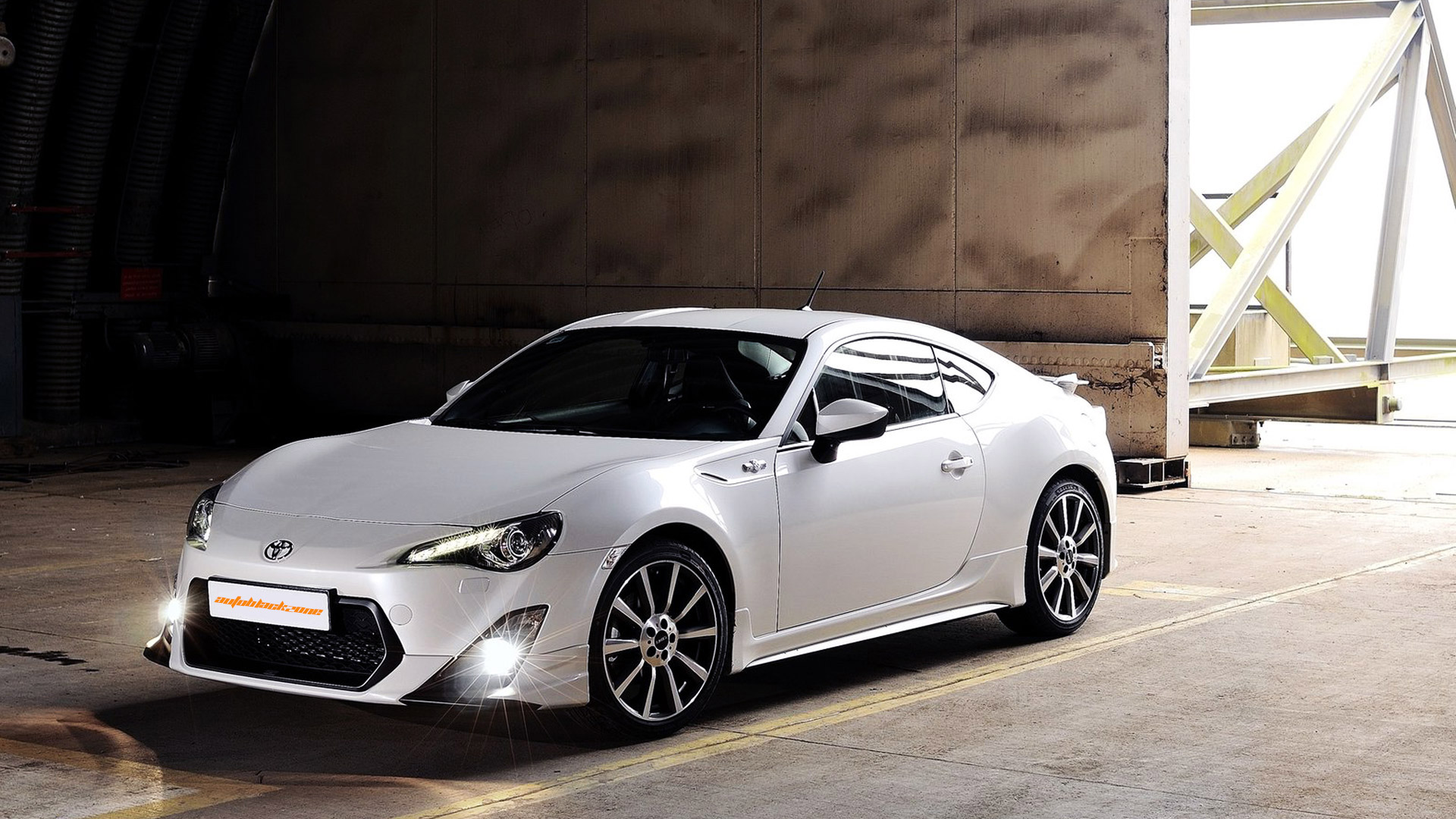 Anime 4k Wallpaper: Toyota GT 86 Wallpapers High Quality