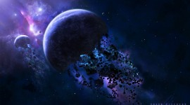 Asteroid for smartphone