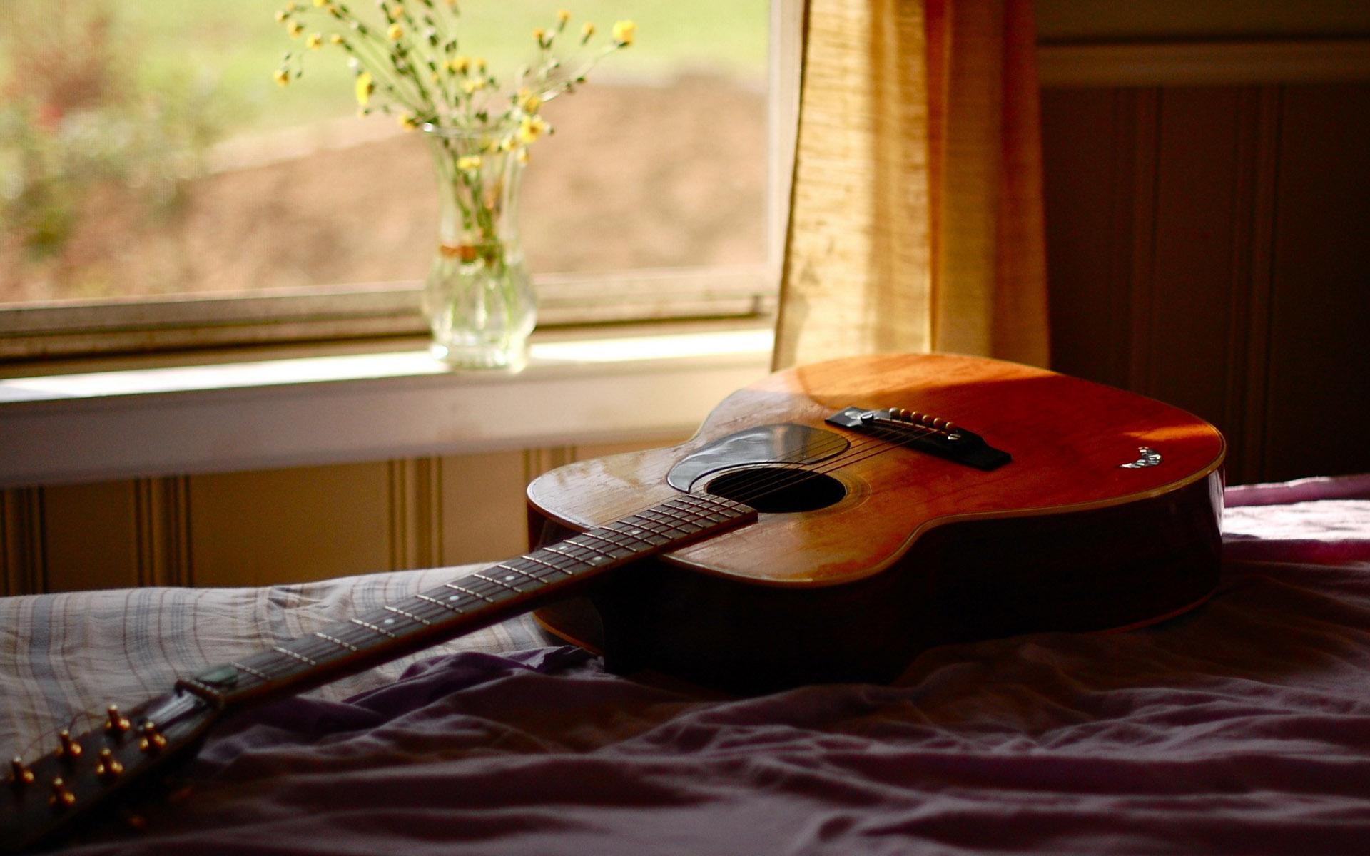 Hd wallpaper guitar - Guitar Wallpapers