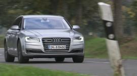 Audi A8 2015 High Definition