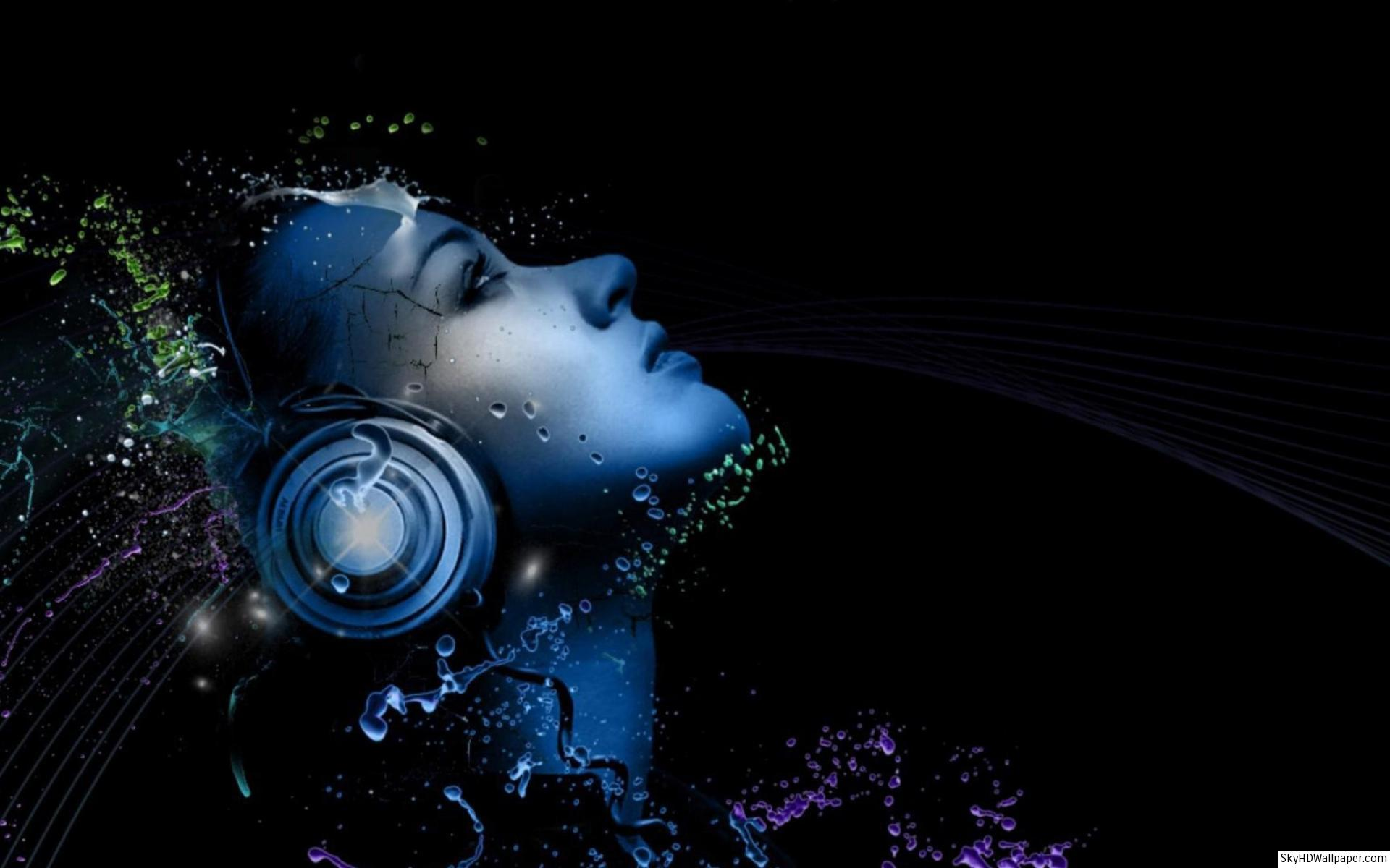 Dj Background Download Free Beautiful Full Hd: Music Art Wallpapers High Quality