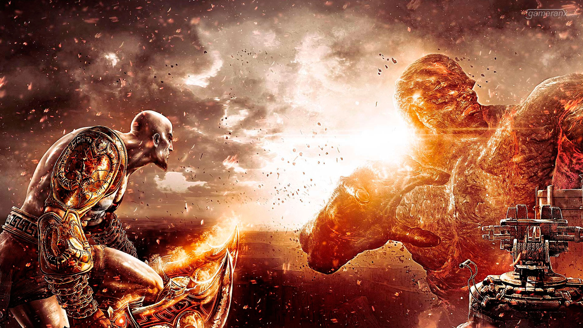 God Of War High Quality Wallpapers