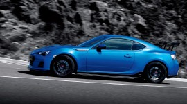 Subaru Brz for smartphone