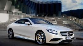 Mercedes-Benz Amg S63 4K
