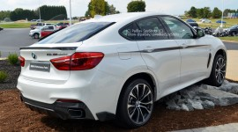 2015 Bmw X6 Images