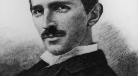 Nikola Tesla HD Wallpaper