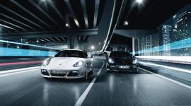 Porsche Cayman 1080p