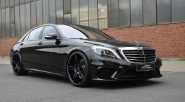 Mercedes-Benz Amg S63 pic