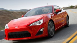 Toyota Scion Fr-S free