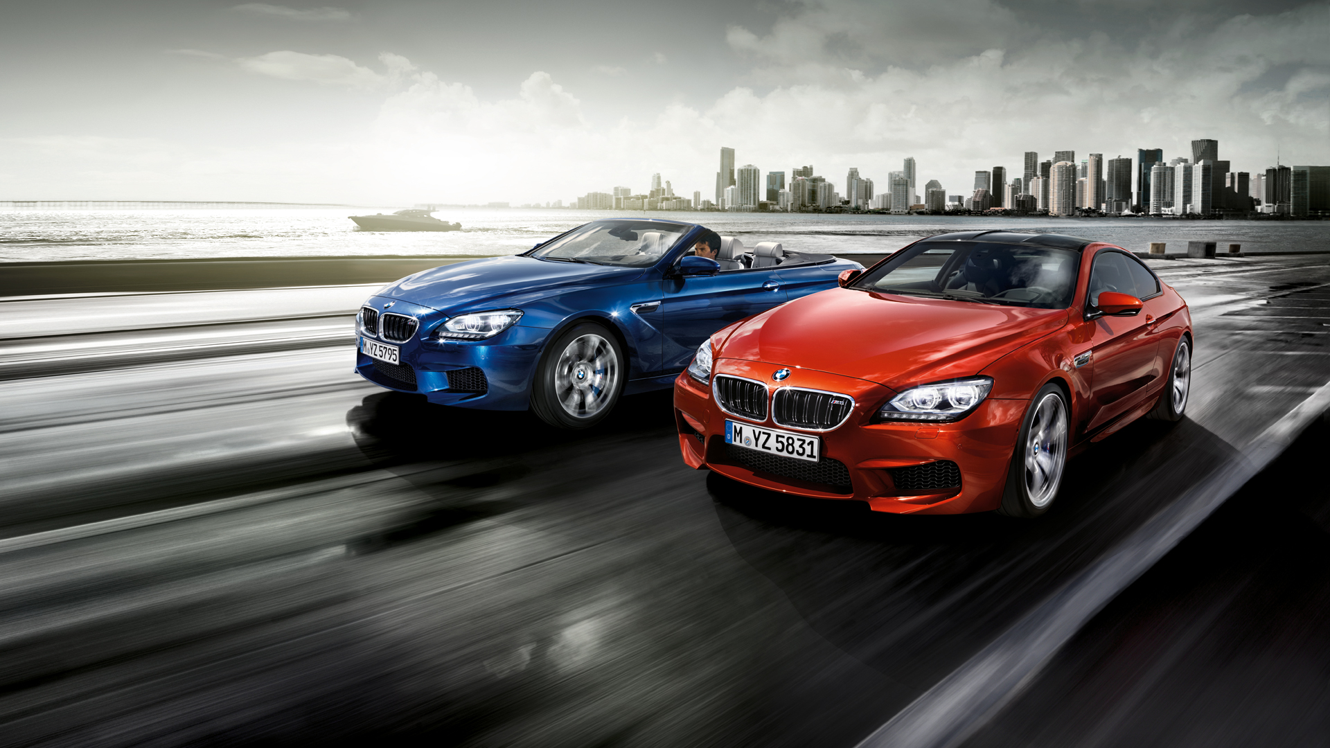 Cars Wallpapers: Bmw M6 Wallpapers High Quality