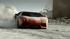 Lamborghini Aventador for android