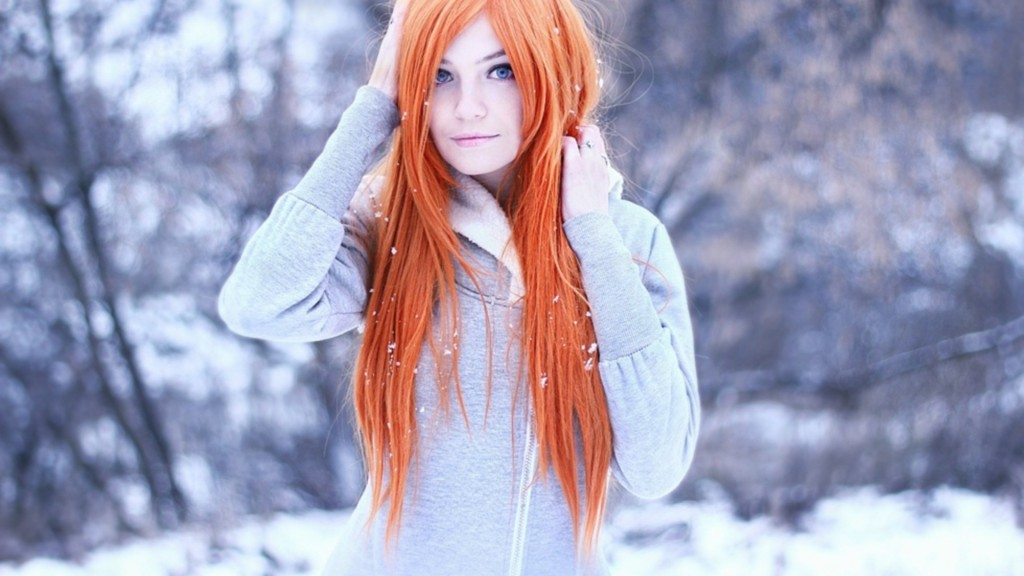 Redhead Girl wallpapers HD
