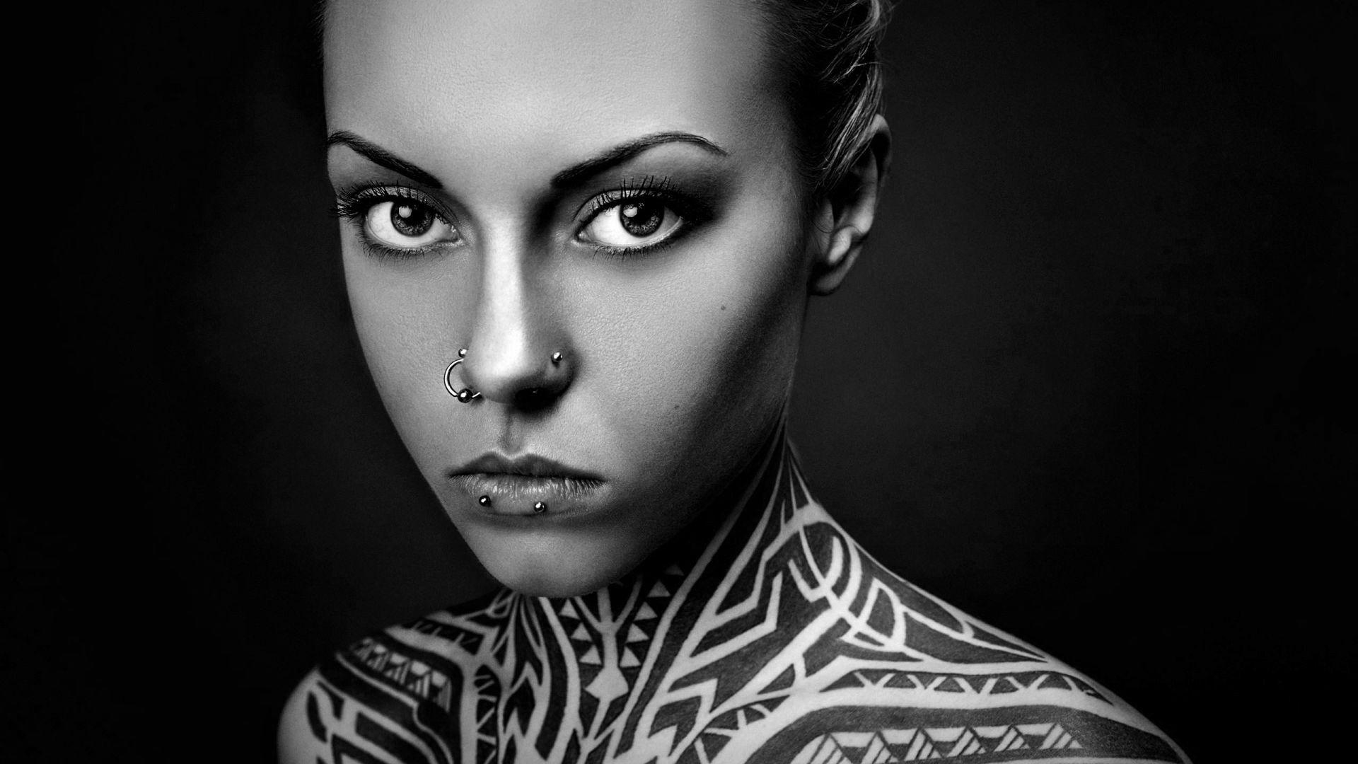 Tattoo Girl Von - Tattoo girl