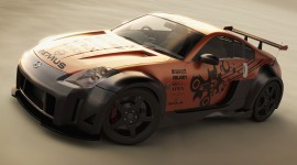 Nissan 350Z Photos