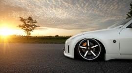 Nissan 350Z background