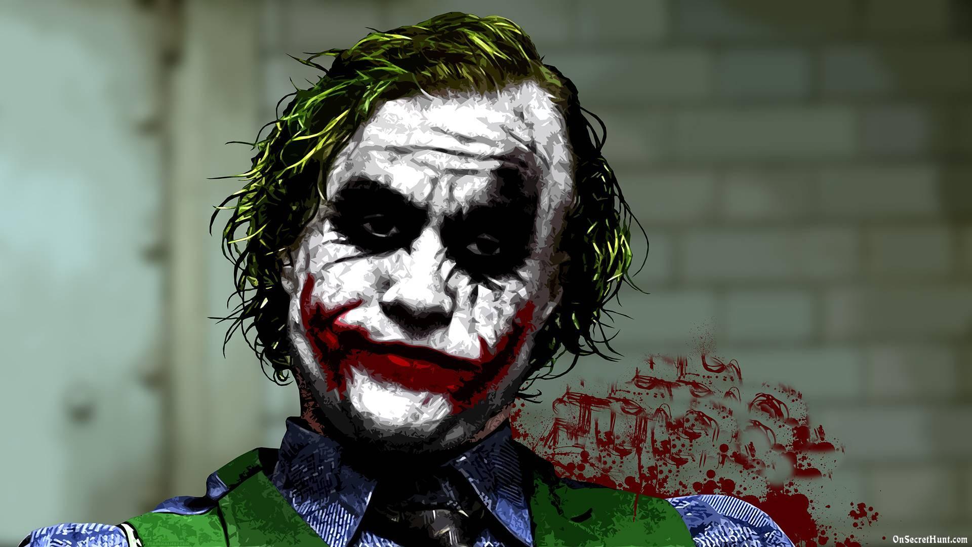 Joker wallpapers high quality download free for Joker wallpaper 4k