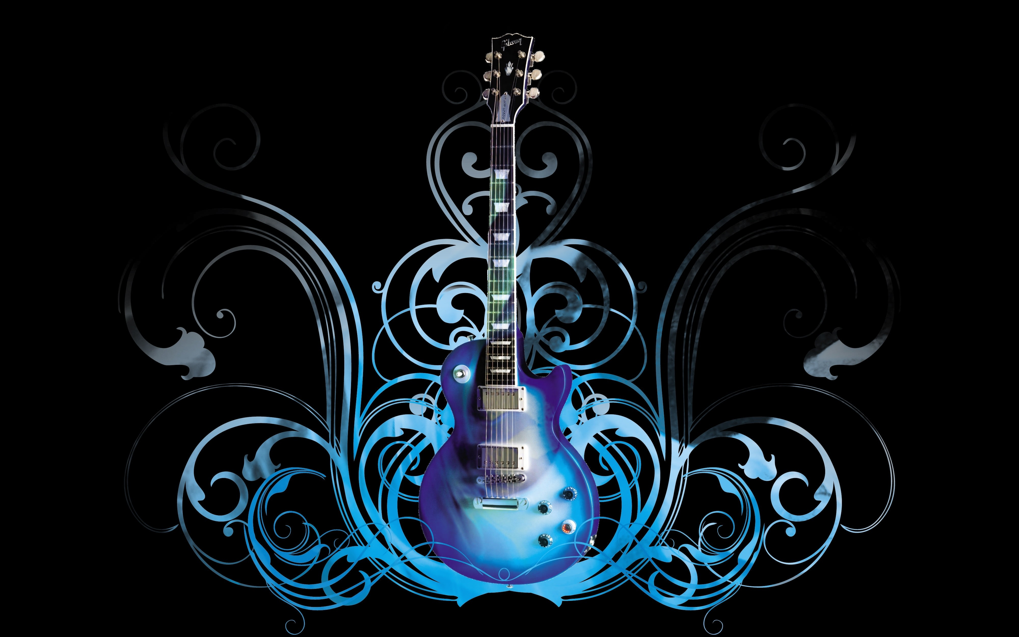 Wallpapers Hd 3d Music: Guitar Wallpapers High Quality