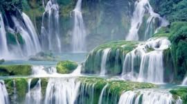 Waterfall High resolution