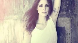 Tattoo Girl Widescreen