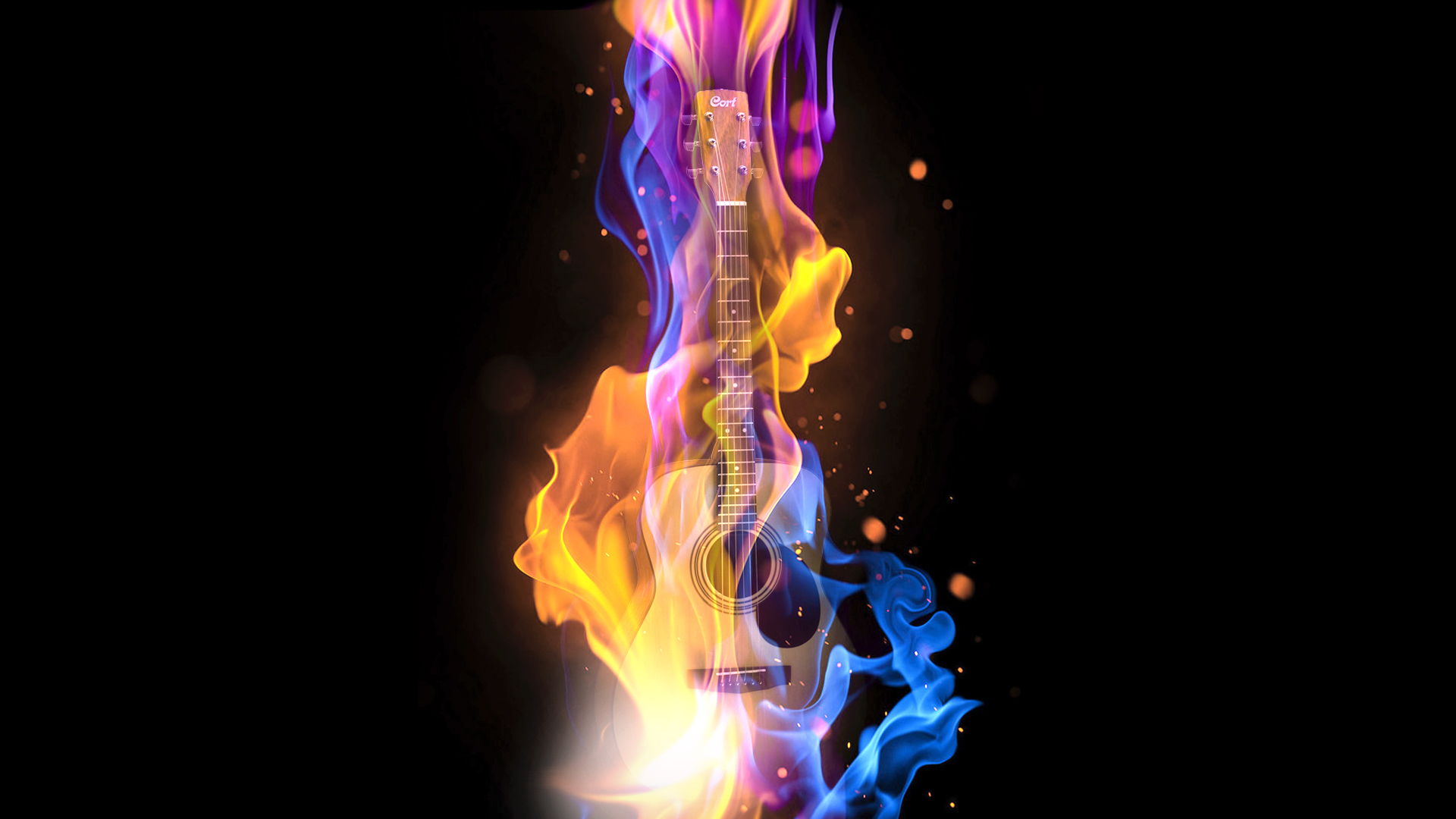 10 Most Popular 3d Colorful Music Notes Wallpaper Full Hd: Music Art Wallpapers High Quality